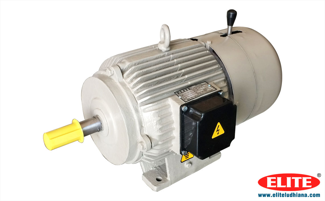 Break and Clutch Electric Motors Electromagnetic Clutch & Brake Combination manufacturers exporters India Punjab Ludhiana