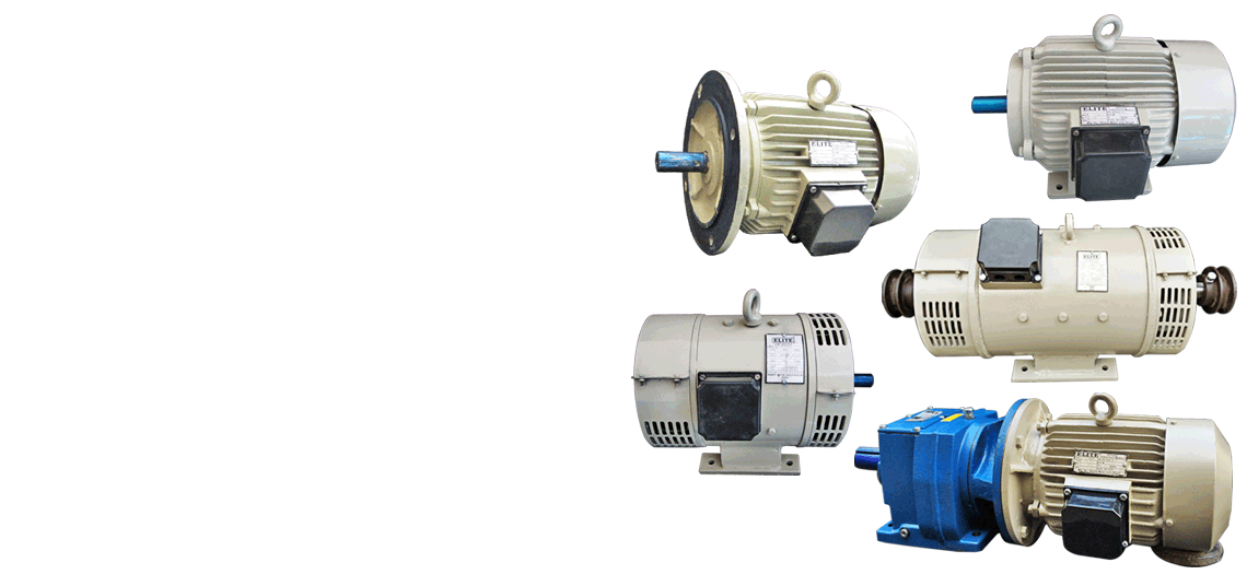 Electric Motors AC 3 Phase Motors Single Phase Motors DC Motors Break and Clutch Motors Geared Motors manufacturers exporters India Punjab Ludhiana
