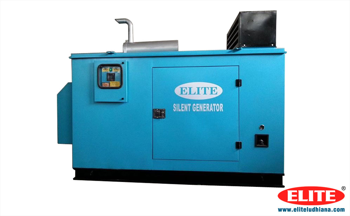 Silent Generators Diesel Engine Silent manufacturers in India Punjab Ludhiana