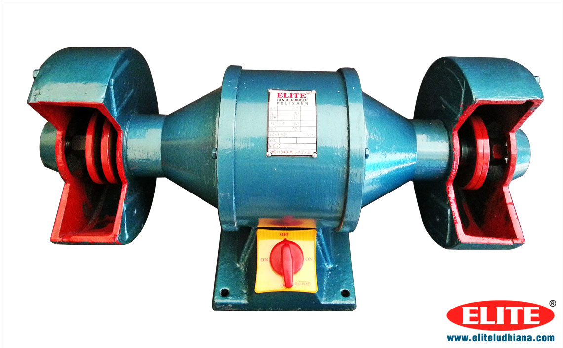 Industrial Polishers Bench Polishers Double Ended Polishers Table Polishers manufacturers in India Punjab Ludhiana