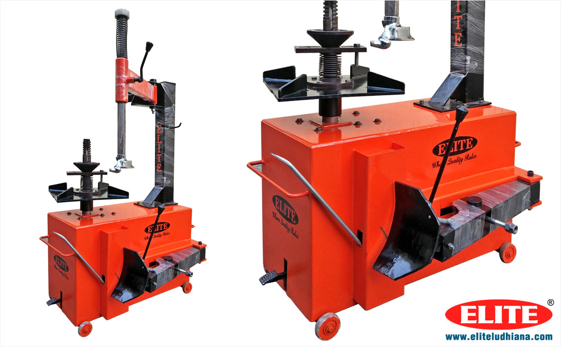 Tyre Changer Machine Car Tyre Changer Machine manufacturers in India Punjab Ludhiana